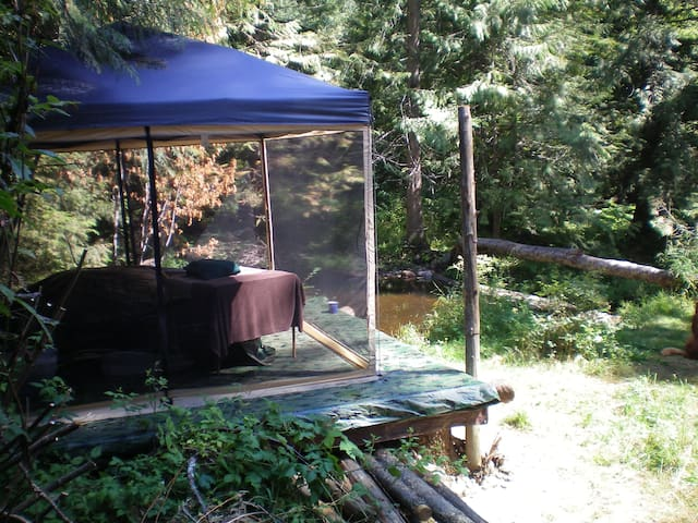 Creek Side accommodations