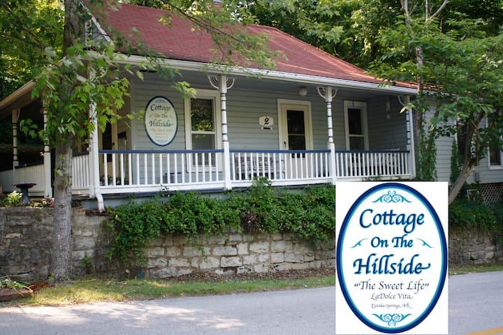 Cottage On The Hillside