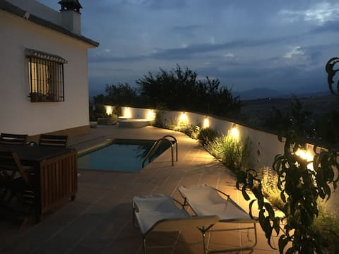 Relax at Casa Bella with breathtaking views