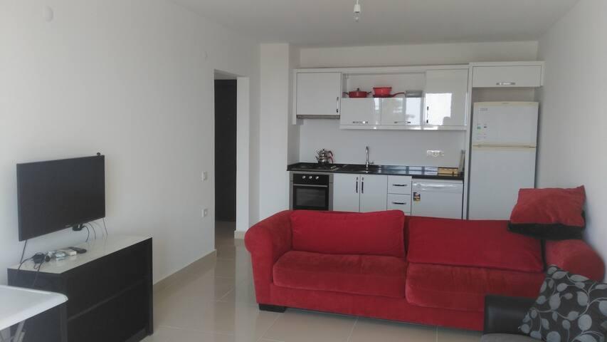 Квартира в пятизвездном жилом комплексе - Alanya - Apartemen