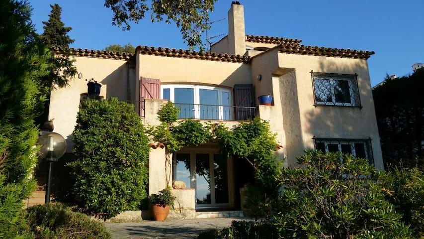 Villa Saint Aygulf - Fréjus - House