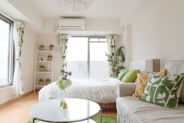 Osaka GD location near sta/FreeWi-Fi!! #EK1206 - Osaka-shi - Flat