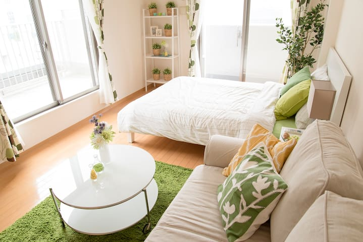 Osaka GD location near sta/FreeWi-Fi!! #EK1206 - Osaka-shi - Apartament