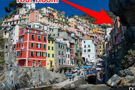 Luxury Suite - Penthouse - Amazing View - Riomaggiore - Appartement