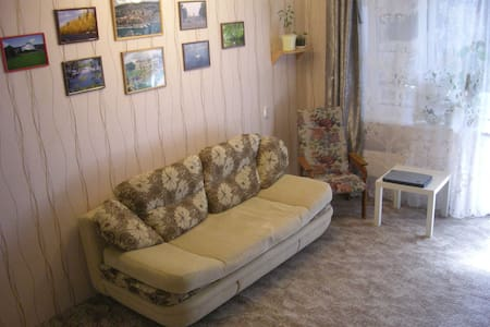 Magic 2-rooms flat in retro style! - Yekaterinburg