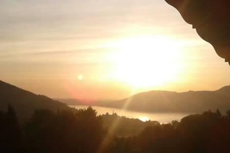 DZ in Seenähe mit Sonnenschein - Wildenhag