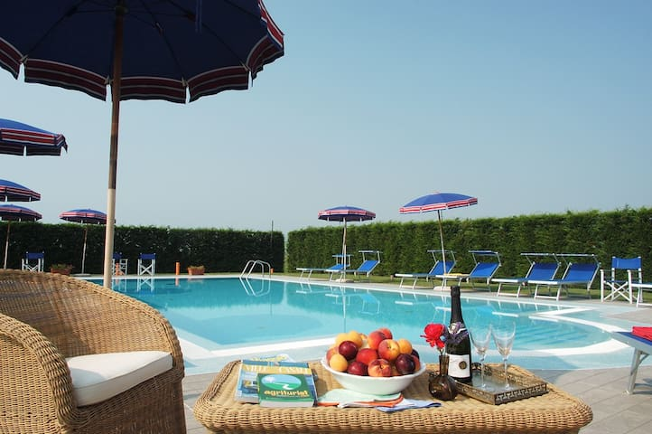 Lovely Country apt with Pool MAS1 - Palazzolo Dello Stella - Apartment
