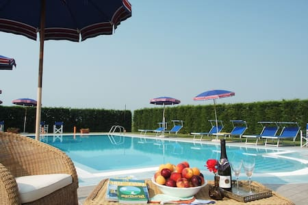 Lovely Country apt with Pool MAS1 - Palazzolo Dello Stella - Wohnung