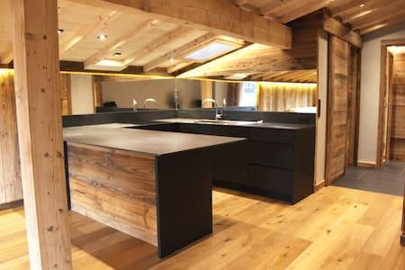 Appartement design proche du centre - Megève