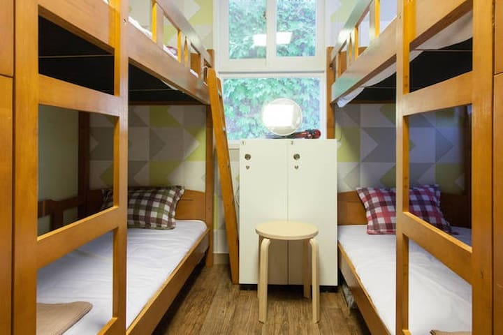 Cube Guesthouse 6 Bed Mixed Dorm
