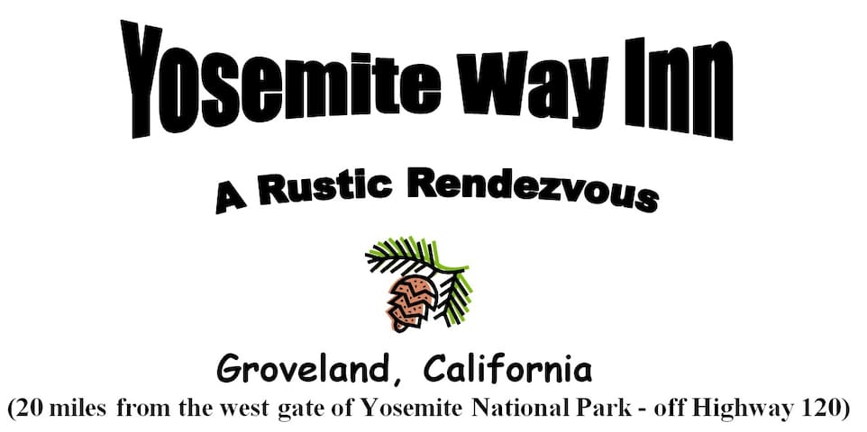 Yosemite Way Inn Grandma's Room - Groveland - House