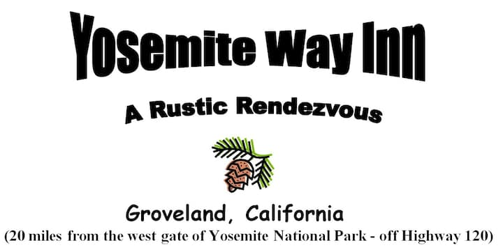 Yosemite Way Inn, Grandma's Room