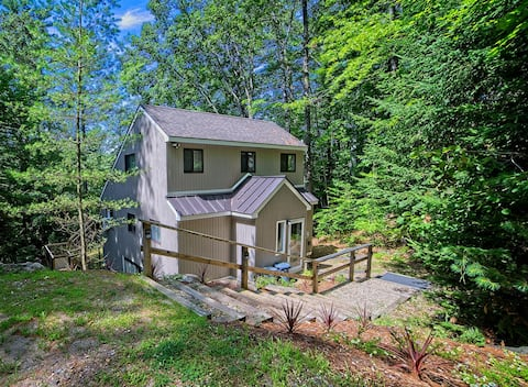 Private Waterville Estates 4 Bedroom Vacation Home in the White Mountains of NH