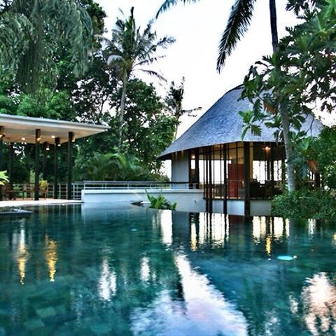 Luxury Ocean View Villa Canggu no C
