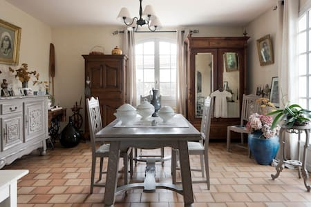 chambres d'hotes Le Lavoir - Fontaines - Bed & Breakfast