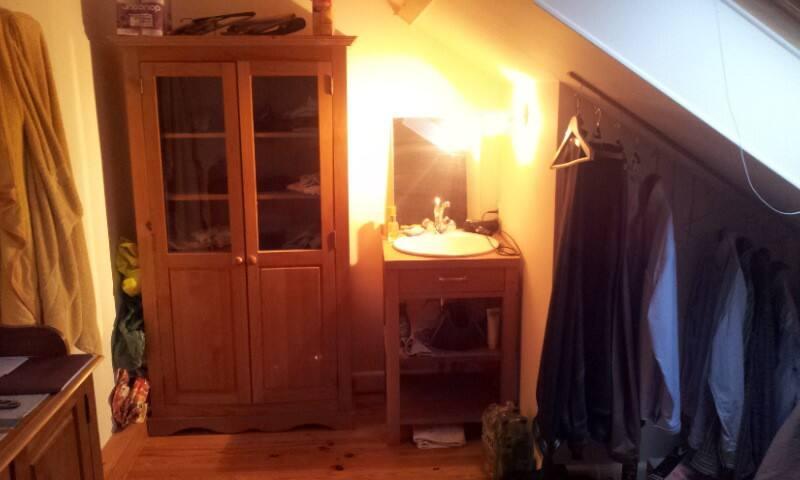 Chambre babord, sauna, -25% above 8 months