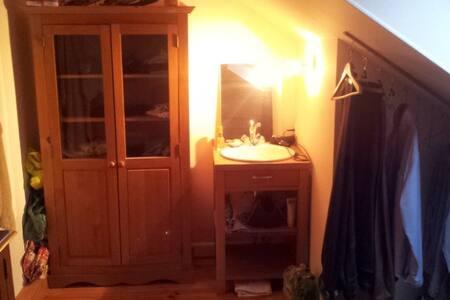 (-10% si > 8 mois) Chambre babord, sauna - Igny - Haus