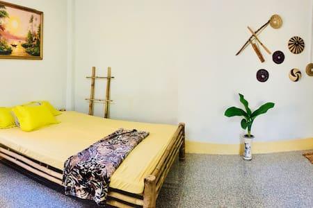 Eco-Chi Homestay _ Bamboo Double Room
