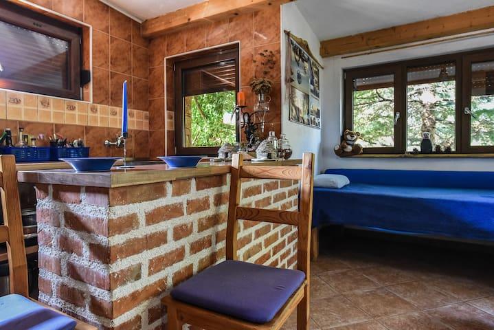 Eco Eden Porto Fine: Garden House