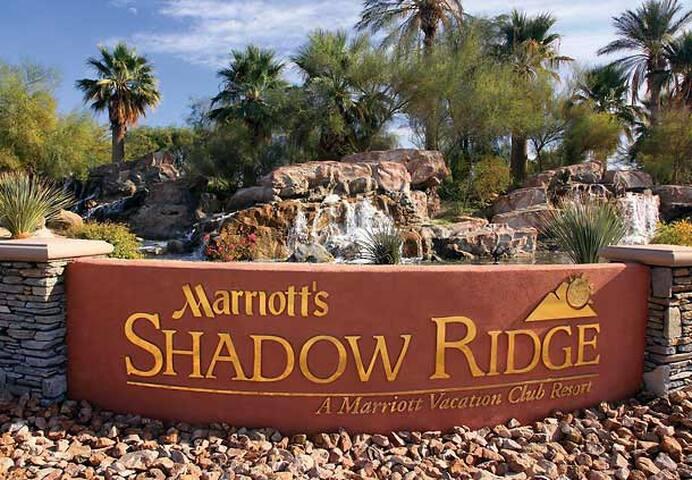 Marriott Shadow Ridge I The Villages (Time Share) - Palm Desert - Villa