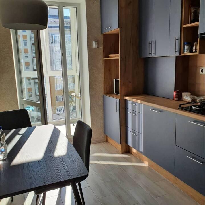Уютная квартира в лучшем районе Зеленоградска