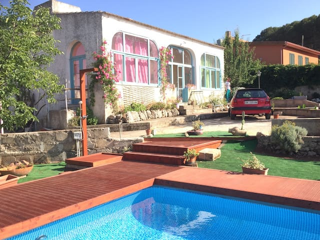 Lovely villa with great pool in Avola Antica!