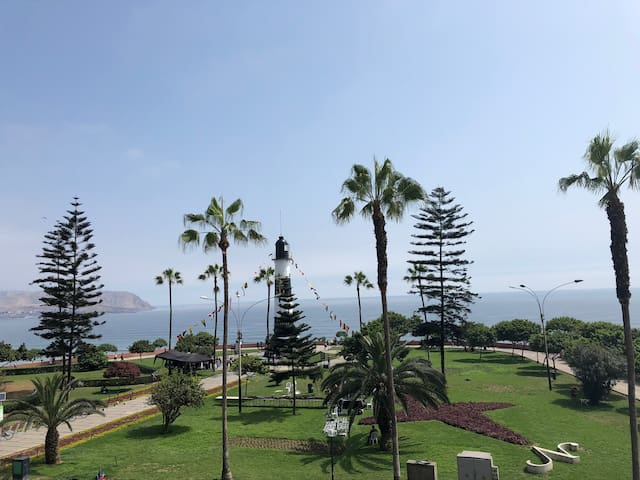 Beautiful place infront of the Sea in Miraflores 3