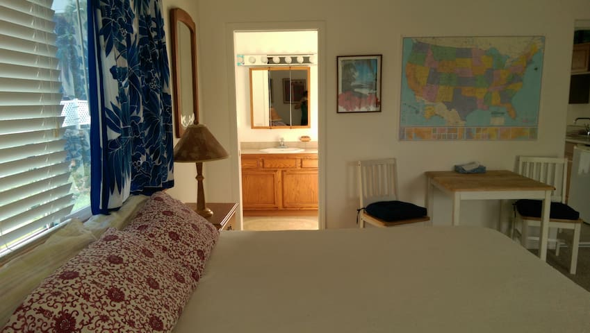 Private Studio - Kealakekua - Guest suite