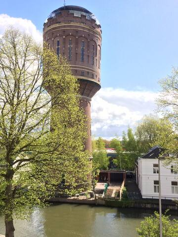 Romantic appartment, centrally located in Utrecht - Utrecht - Apartmen