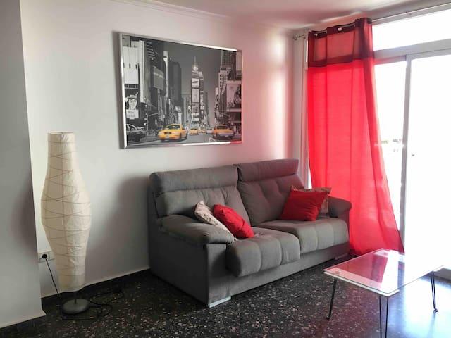 Apartment in Peñiscola center, cozy
