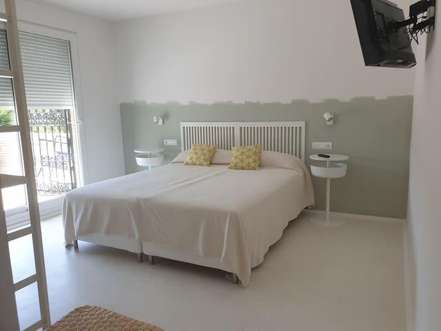 Dormitorio matrimonial 1 Planta alta