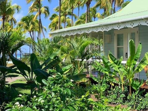 Private 1 Bedroom Beach Front Villa
