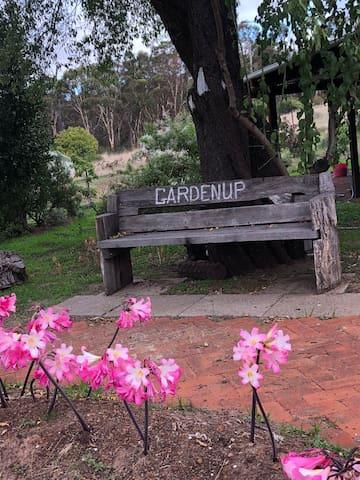 Gardenup Demeter Certified Bio Dynamic Property