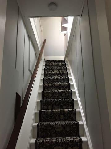 Private Stairway