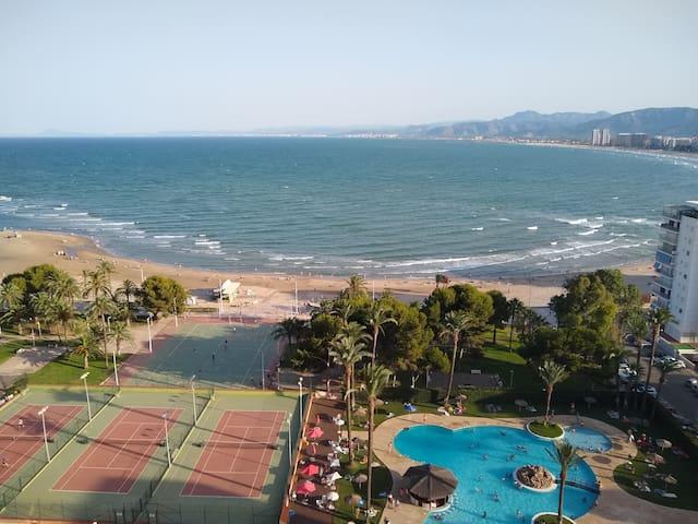 Apartamento con vistas espectaculares