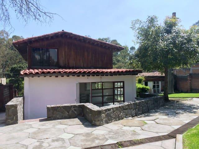 Cozy artist & business home in Santa Fe - Ciudad de México - Dům