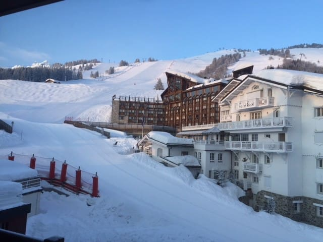 Great flat in Courchevel 1850