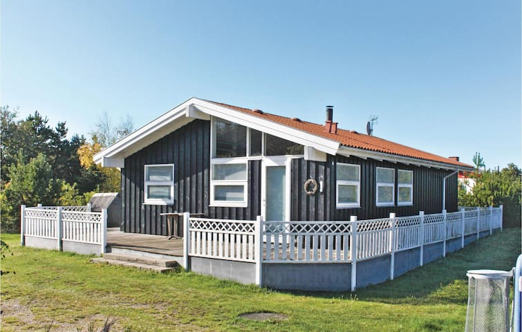 Holiday cottage with 3 bedrooms on 56m² in Løgstør
