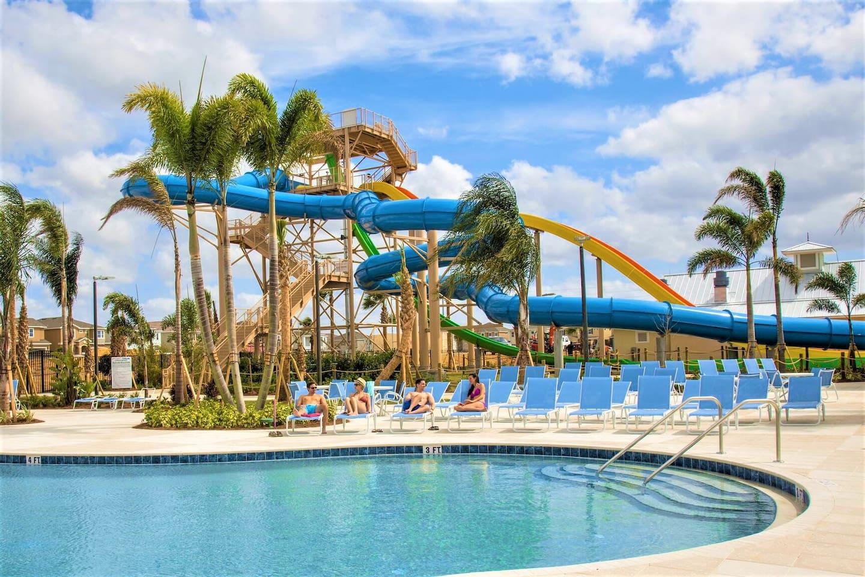 FREE Resort water park