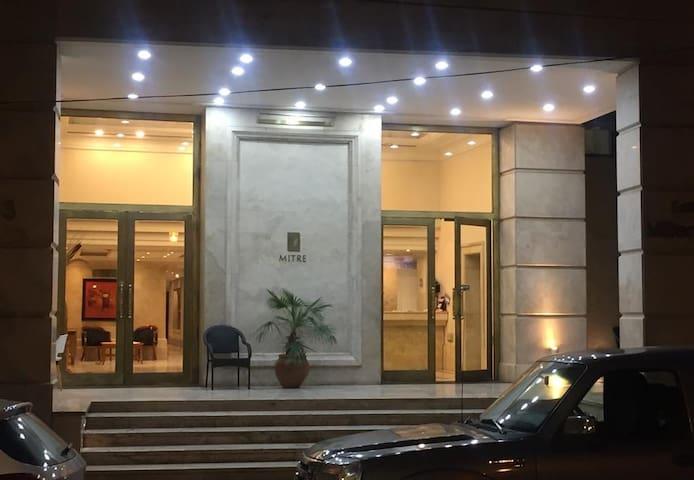 LUJOSO apartamento en la mejor zona de Mendoza