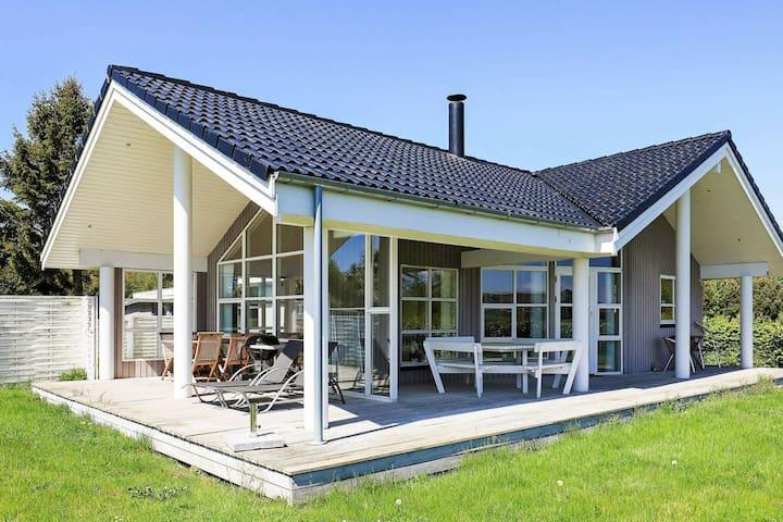 Maison de vacances à Stubbekøbing avec vue sur la mer