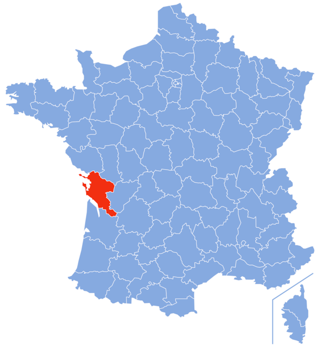 our part of France
