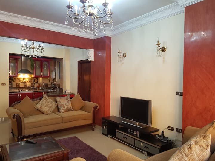 Stunning 2 bedroom in the heart of Cairo