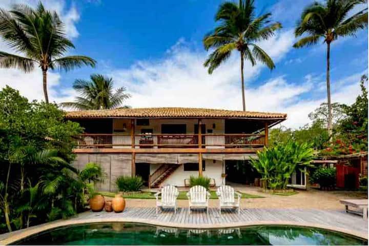 Villa das Flores -  Trancoso Beach House