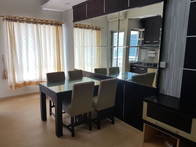 2 BR Apartment Sudirman Park