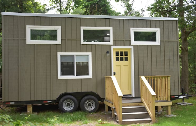 Brand New Custom Built Tiny House