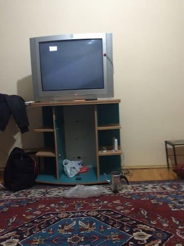 Konya'da Öğrenci evi eşsiz manzara