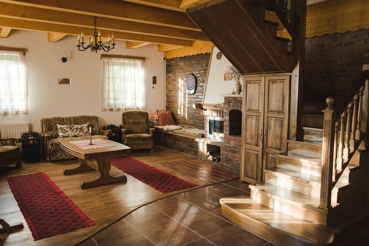 DEMETER Guesthouse in Siclod