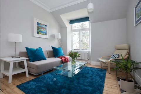 Beautiful Edwardian flat in the Cairngorms.