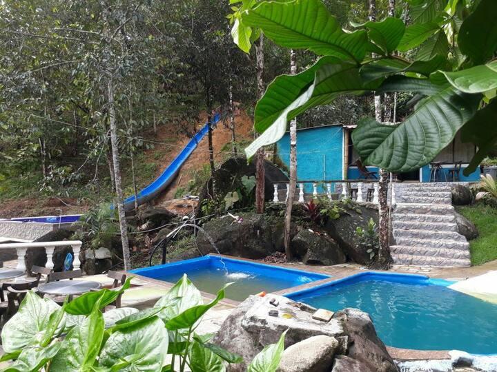 Finca - Balneario rural San Luis A